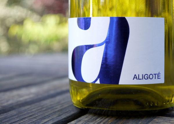 Mermoud étiquette Aligoté